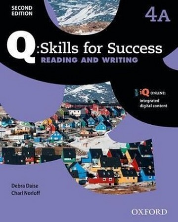 Q:SKILLS FOR SUCCECC 4 READING AND WRITING