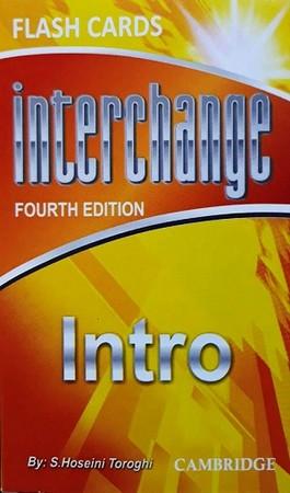 Flash CARD Interchange Intro ويراست چهارم