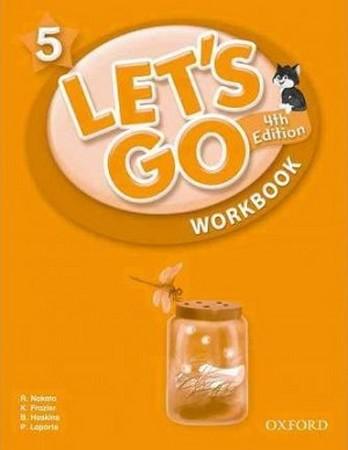 Lets Go 5 ويرايش چهارم Workbook