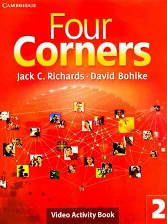 For Corners Video Activity Book 2 همراه با DVD