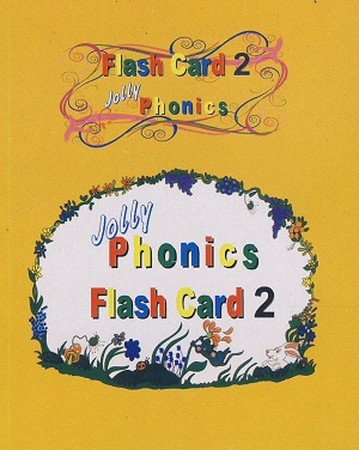 فلش كارت (2) JOLLY PHONICS