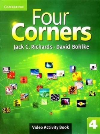 For Corners Video Activity Book 4 همراه DVD