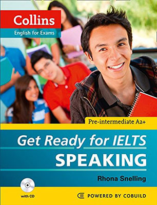 Collins Get Ready for IELTS Speaking+cd