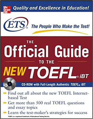 Official Guide to thebNEW Toefl ibt ويرايش دوم