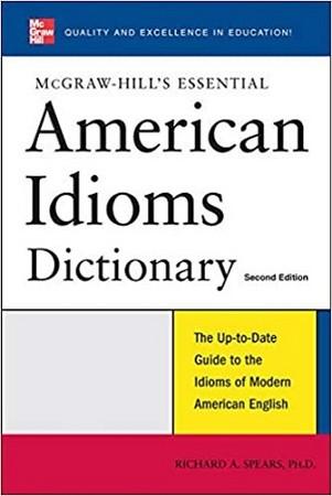 American Idioms Dictionary ويرايش دوم