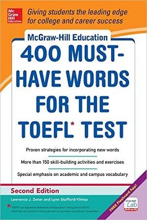 McGraw - Hill 400 for Toefl ويراست دوم