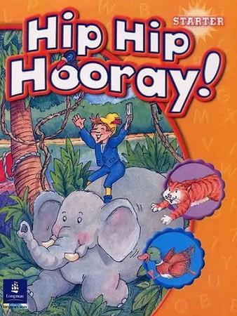 Starter Hip Hip Hooray رنگي همراه با سي دي