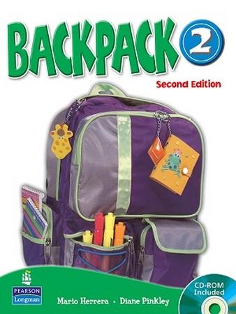 Back Pack 2 رنگي ويرايش دوم همراه CD و DVD