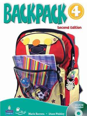 Back Pack 4 رنگي ويرايش دوم همراه CD و DVD