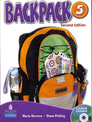 Back Pack 5 رنگي ويرايش دوم همراه CD و DVD