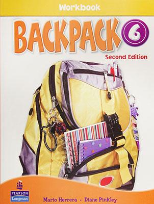 BACKPACK 6 workbook