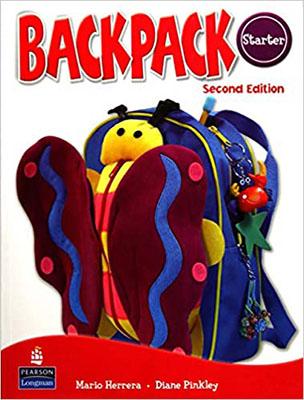Back Pack Starter رنگي ويرايش دوم همراه CD و DVD