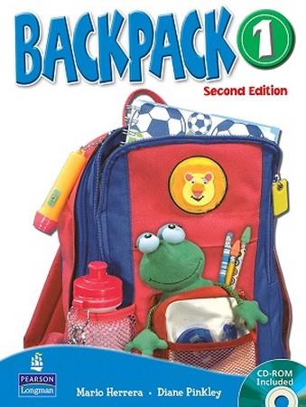 Back Pack 1 رنگي ويرايش دوم همراه CD و DVD