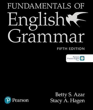 fundamentals of english grammar 5th همراه با سي دي