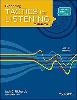 Expanding Tactics For Listening همراه با سي دي
