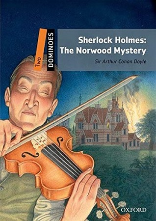SHERLOCK HOLMES : THE NORWOOD MYSTERY 2+CD