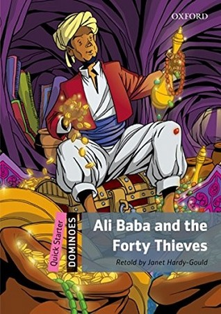 ALI BAB AND THE FORTHY THIEVES