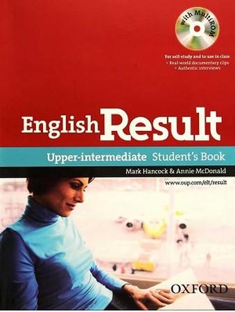 ENGLISH RESULT Upper-intermediate student s book