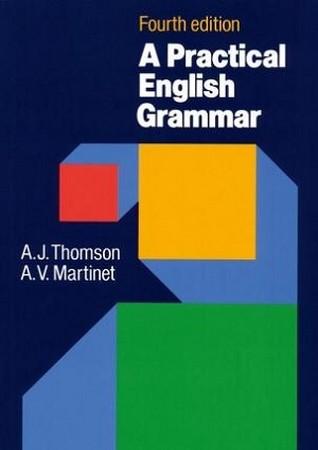 apractical english grammar 4th