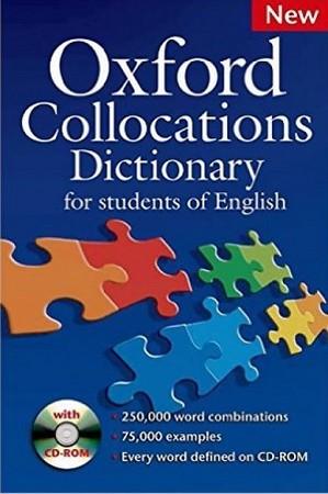 SECOND EDITION Oxford Collocations Dictionary ويرايش دوم همراه با سي دي