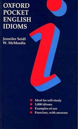 Oxford Pocket English Idioms