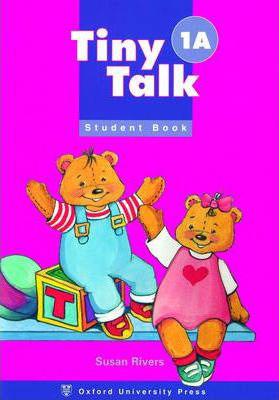 Tiny Talk 1A رنگي همراه با سي دي