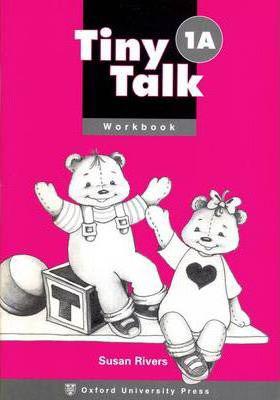 Tiny Talk 1A Workbook
