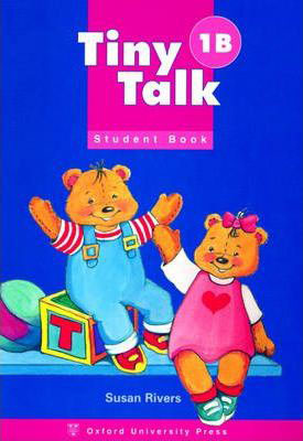 Tiny Talk 1B رنگي همراه با سي دي