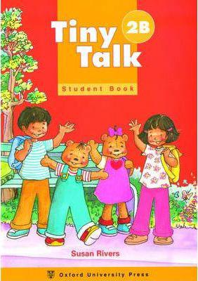 Tiny Talk 2B رنگي همراه با سي دي دوره اي