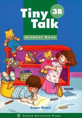 Tiny Talk 3B رنگي همراه با سي دي دوره اي