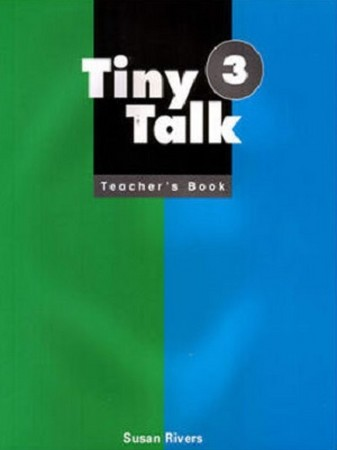 tiny talk 3 teachers book