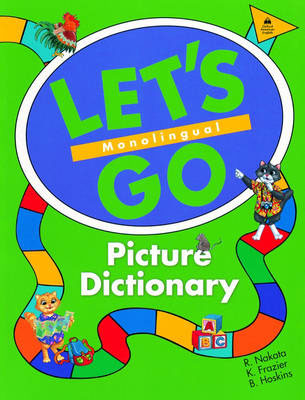 Lets Go Picture Dictionary + CD