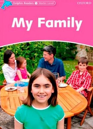 Dolphin Readers Starter My Family همراه با سي دي