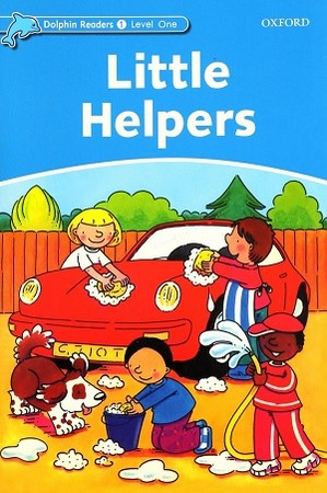 Dolphin Readers 1 Little Helpers همراه با سي دي