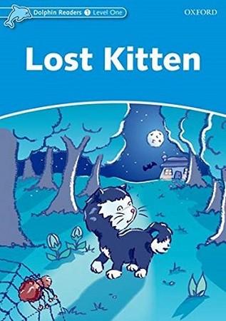 همراه با سي دي  Lost Kitten Dolphin Readers 1