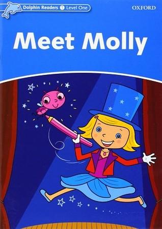 Dolphin Readers 1 Meet Molly همراه با سي دي