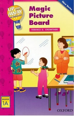 Up & Away Reader 1A Magic Picture Board