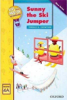 Up & Away Reader 4A Sunny the Ski Jumper