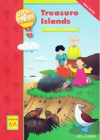 Up & Away Reader 6A Treasure Islands