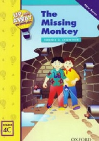Up & Away Reader 4C The Missing Monkey