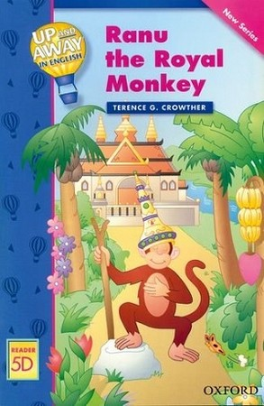 Up Away Reader 5D Ranu the Royal Monkey