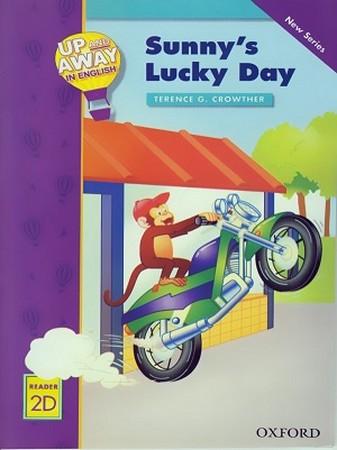 Up Away Reader 2D Sunnys Lucky Day