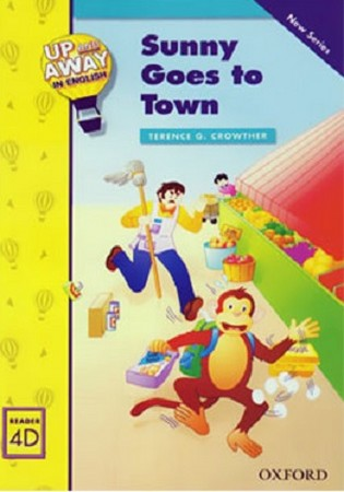 Up & Away Reader 4D Sunny Goes to Town