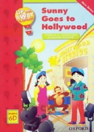 Up Away Reader 6D Sunny Goes  to Hollywood