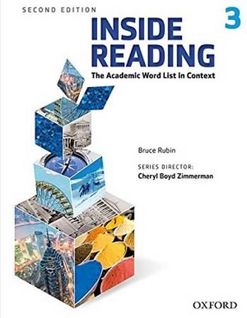 Inside Reading 3 همراه با سي دي ويرايش دوم آكادميك