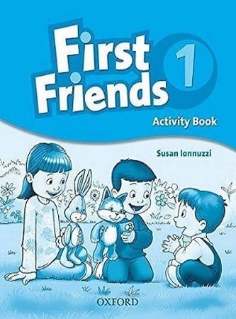 First Friends 1 ويرايش دوم رحلي اكتيوي تي رنگي