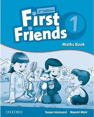 First Friends 1 ويرايش دوم Maths Book
