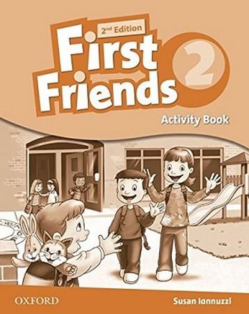First Friends 2 / Activity Book