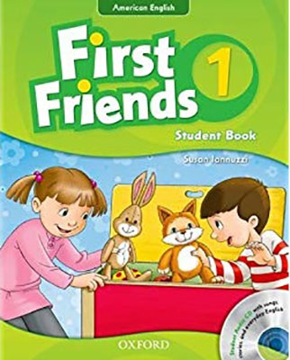 American English First Friends 1 St