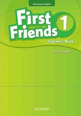 American First Friends 1 Teachers Book